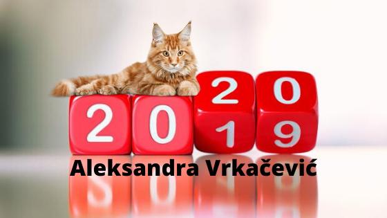Aleksandra Vrkačević – Šta očekujem u 2020. godini?
