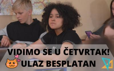 ŠKOLOKREČINA STIŽE U TUZLU!
