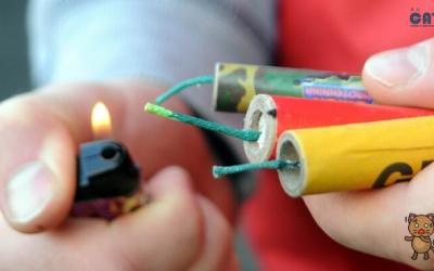 Bacanje petardi opasno i kažnjivo: Evo koliko vas može koštati paljenje jedne