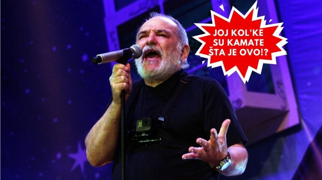 Đorđe Kamatarević – Samo da râta ne bude