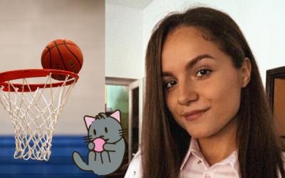 Tuzlanka Sarah jedna od najmlađih košarkaških sudija u BiH!