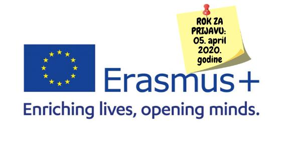 ERASMUS+ online interaktivni kurs: Mladost, mir i bezbjednost