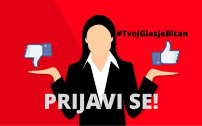Sarajevo – Radionica i debata o važnosti učestvovanja na izborima. PRIJAVI SE!