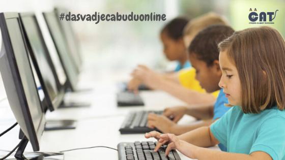 Pridruži se akciji i doniraj: Pomozite djeci da prate online nastavu