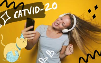 CATVID-20: Snimi svoj dan u karantinu i osvoji pametni sat