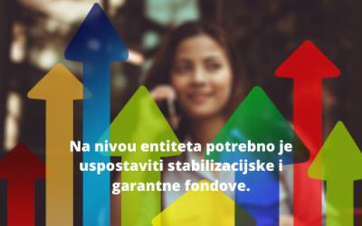 Ekonomske posljedice COVID-19 na BiH, mjere i rješenja