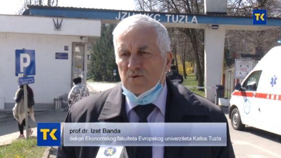 Kallos donirao UKC-u Tuzla opremu za borbu protiv pandemije COVID-19! (VIDEO)