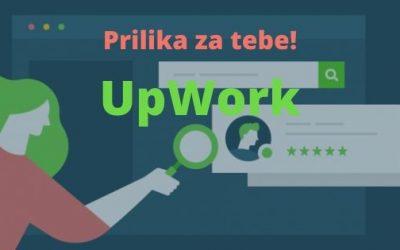 Znate li šta je UpWork i kako vam može pomoći da profitirate poslovno?