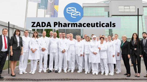 ZADA Pharmaceuticals razvila lijek za pomoć u liječenju infekcije Covid-19