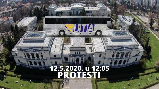 U utorak PROTESTI ispred Zemaljskog muzeja u Sarajevu; UTA BiH