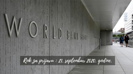 Konkurs Svjetske banke: Program za mlade profesionalce