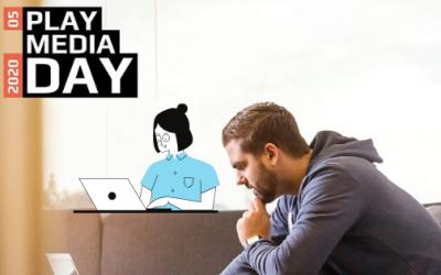 Ovogodišnji Play Media Day 05 će biti održan ONLINE!