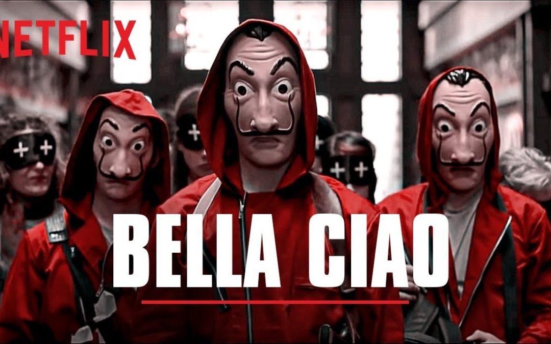 """Muzika iz serije """"La casa de papel"""": Pravo značenje pjesme 'Bella Ciao' (VIDEO)"""