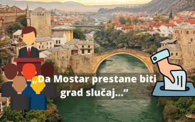 95% mladih žele izbore u Mostaru! #TvojGlasJeBitan