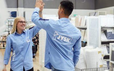 POSAO: JYSK,jedan od najpoželjnijih poslodavacatraži predanog Prodavača