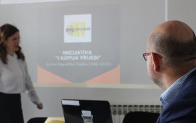 """Institut za razvoj mladih KULT podržao inicijativu """"I kopija vrijedi"""""""