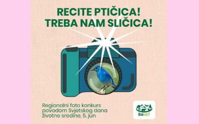 Prijavi se: Foto konkurs povodom Svjetskog dana životne sredine