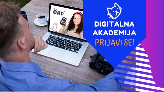 PRVA CAT BiH DIGITALNA AKADEMIJA: Nauči upravljati online kampanjama