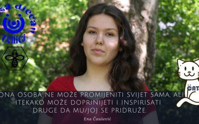 """Ena Čaušević: """"Naša djeca"""" Zenica i Radio Active – DIGITALNA AKADEMIJA"""