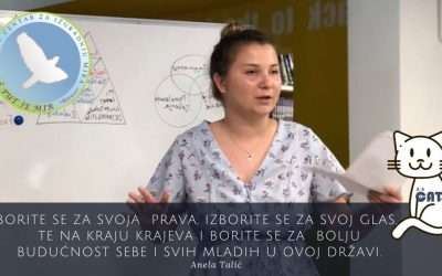 Anela Talić: Centar za izgradnju mira – DIGITALNA AKADEMIJA