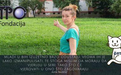 Azra Nezirić: TPO Fondacija – DIGITALNA AKADEMIJA