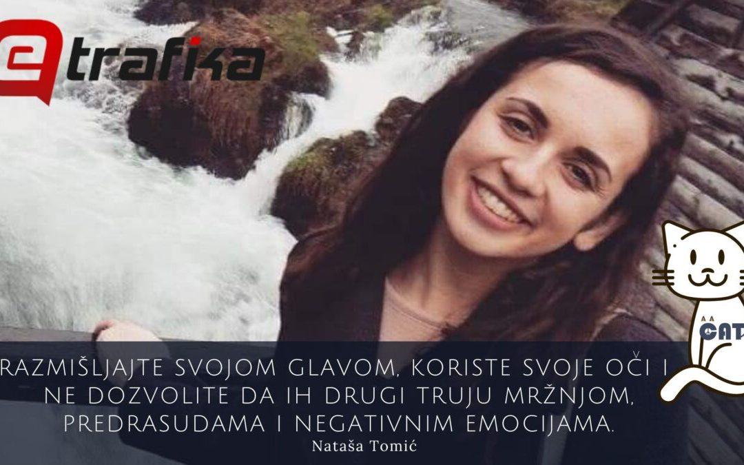 """Nataša Tomić: UG """"eTrafika.net"""" – DIGITALNA AKADEMIJA"""