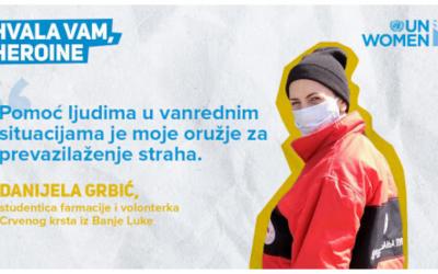 UN Women BiH: Hvala vam, heroine
