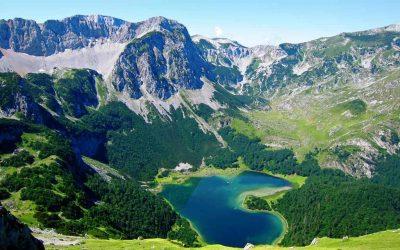 LJEPOTE BOSNE I HERCEGOVINE KOJE SE MORAJU POSJETITI- Trnovačko jezero