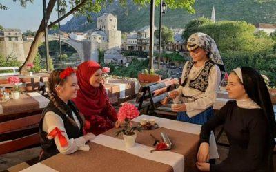 SNAŽNA PORUKA IZ MOSTARA-Bosna i Hercegovina u mojim očima
