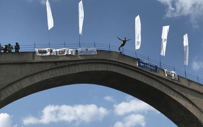 Skokovi sa Starog mosta ove godine bez popratnih sadržaja, upitni publika i takmičari iz regije- Zna se i datum održavanja