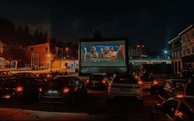 Na Vlašiću ovog ljeta posjetiocima u ponudi drive-in kino i adrenalinski paintball