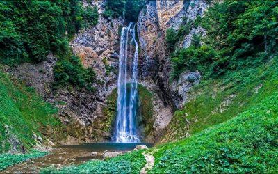 Ljepote Bosne i Hercegovine koje se moraju posjetiti- Vodopad Bliha (VIDEO)