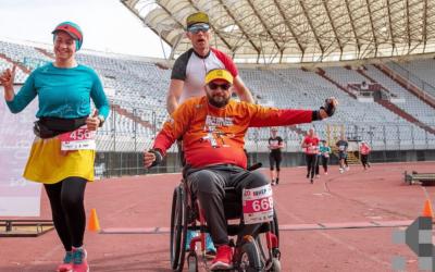 Hrabrost veća od okvira invalidskih kolica