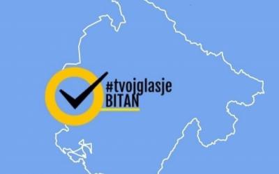 Foto takmičenje kampanje #TvojGlasJeBitan