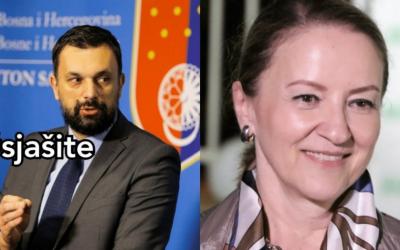 Sebija Izetbegović naredila svim uposlenicima KCUS-a koji se zovu Dino da promijene ime #SJAŠITE