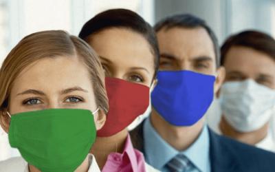 Krizni štab moli građane da ne čekaju da im se raspadnu maske od prljavštine kako bi ih zamijenili