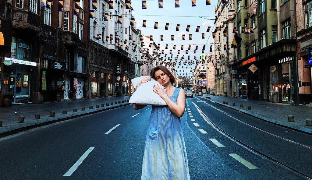 Alma Gačanin, umjetnica: Umjetnost mi pomaže da preživim