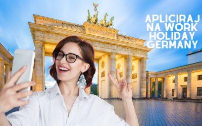 Putuj i radi u Njemačkoj – jedinstvena prilika za studente!