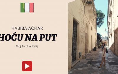 Hoću na put: Moj život u Italiji – Habiba Ačkar