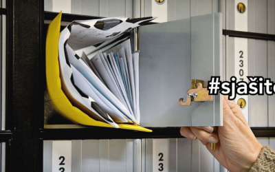 Poštanski sandučići najavili štrajk zbog predizbornih letaka #SJAŠITE