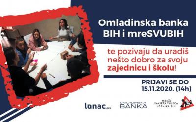 Sjajna prilika za sve srednjoškolce u BiH!