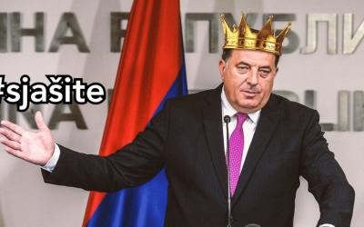 Dodik će rusku vakcinu za COVID-19 testirati na članovima opozicije #SJAŠITE