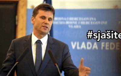 """Vlada FBiH odlučila: """"Preselit ćemo Goražde na Borije umjesto da pravimo novu cestu"""" #SJAŠITE"""