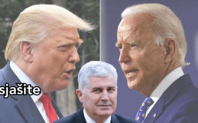 Čović optužio Bošnjake u SAD-u da majoriziraju Amerikance i da im nameću predsjednika na izborima #SJAŠITE