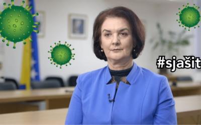 Tužilaštvo BiH pokrenulo postupak protiv koronavirusa, zbog krađe para iz budžeta #SJAŠITE